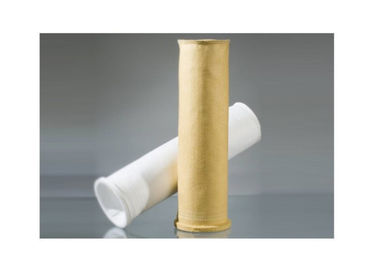 Polyester / PPS Filter Bag Dust Collector Accessories For Industrial Dust Collector